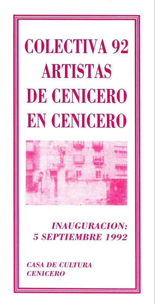 Colectiva 92 - Pako Campo