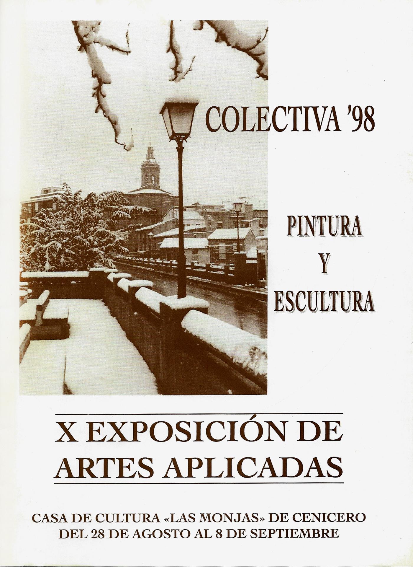 Colectiva 98 - Pako Campo