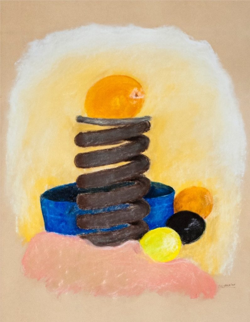 Orange Buffer Studio by Pako Campo