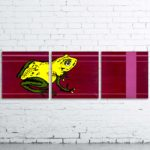 Pop frog (2004) by Pako Campo