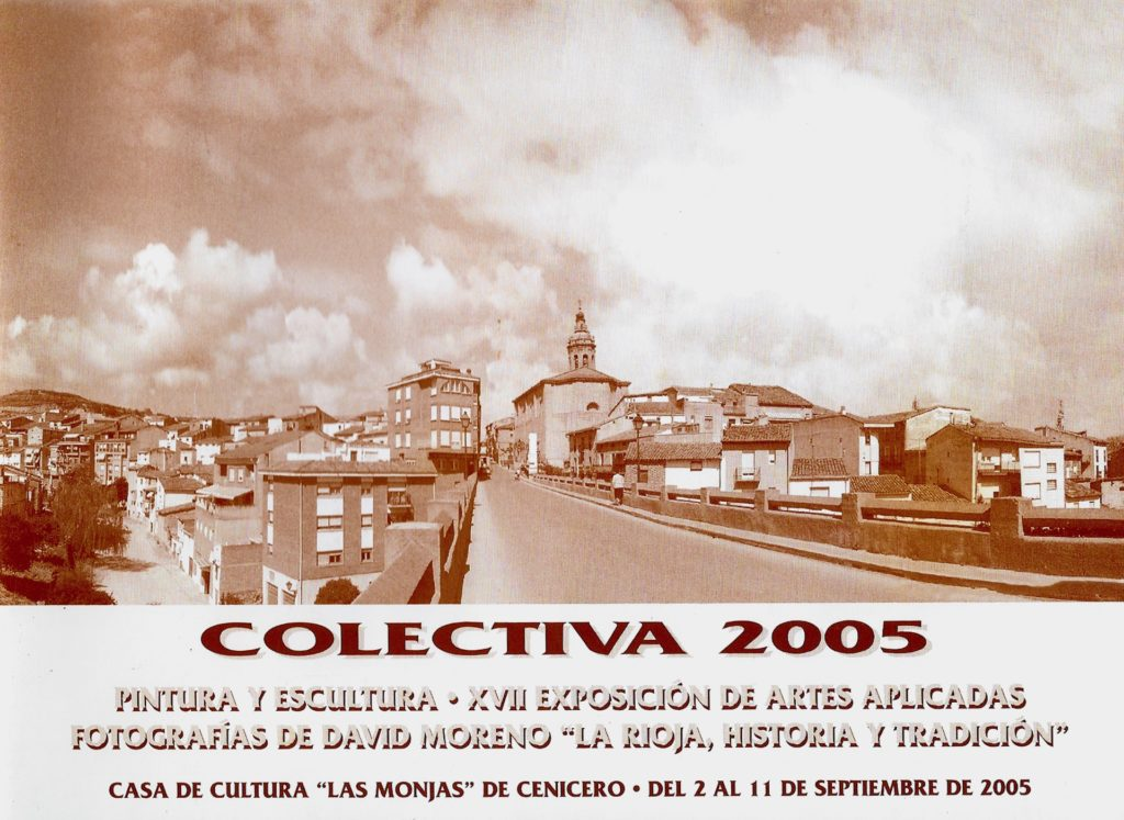 Colectiva 2005 - Pako Campo