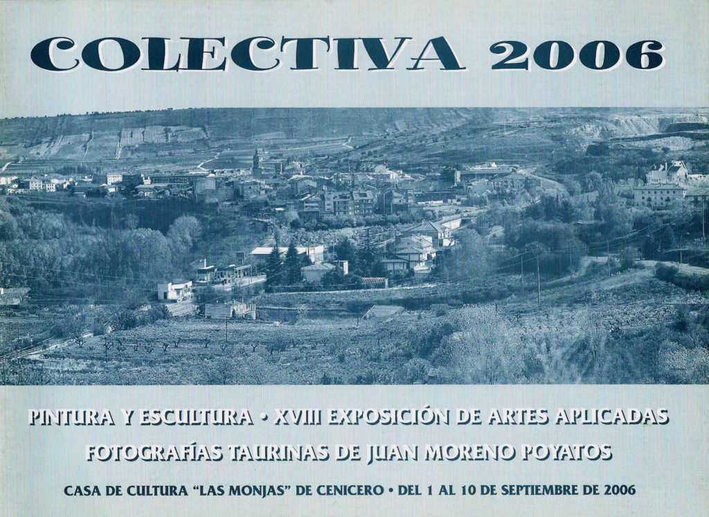 Colectiva 2006 - Pako Campo