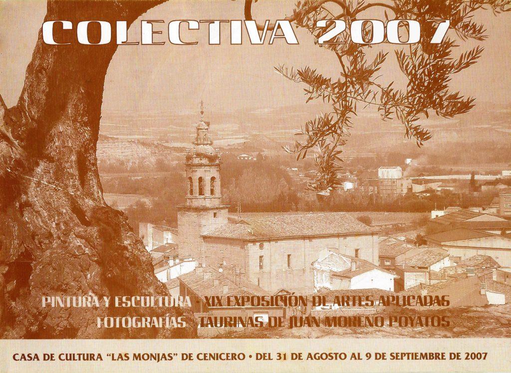 Colectiva 2007 - Pako Campo
