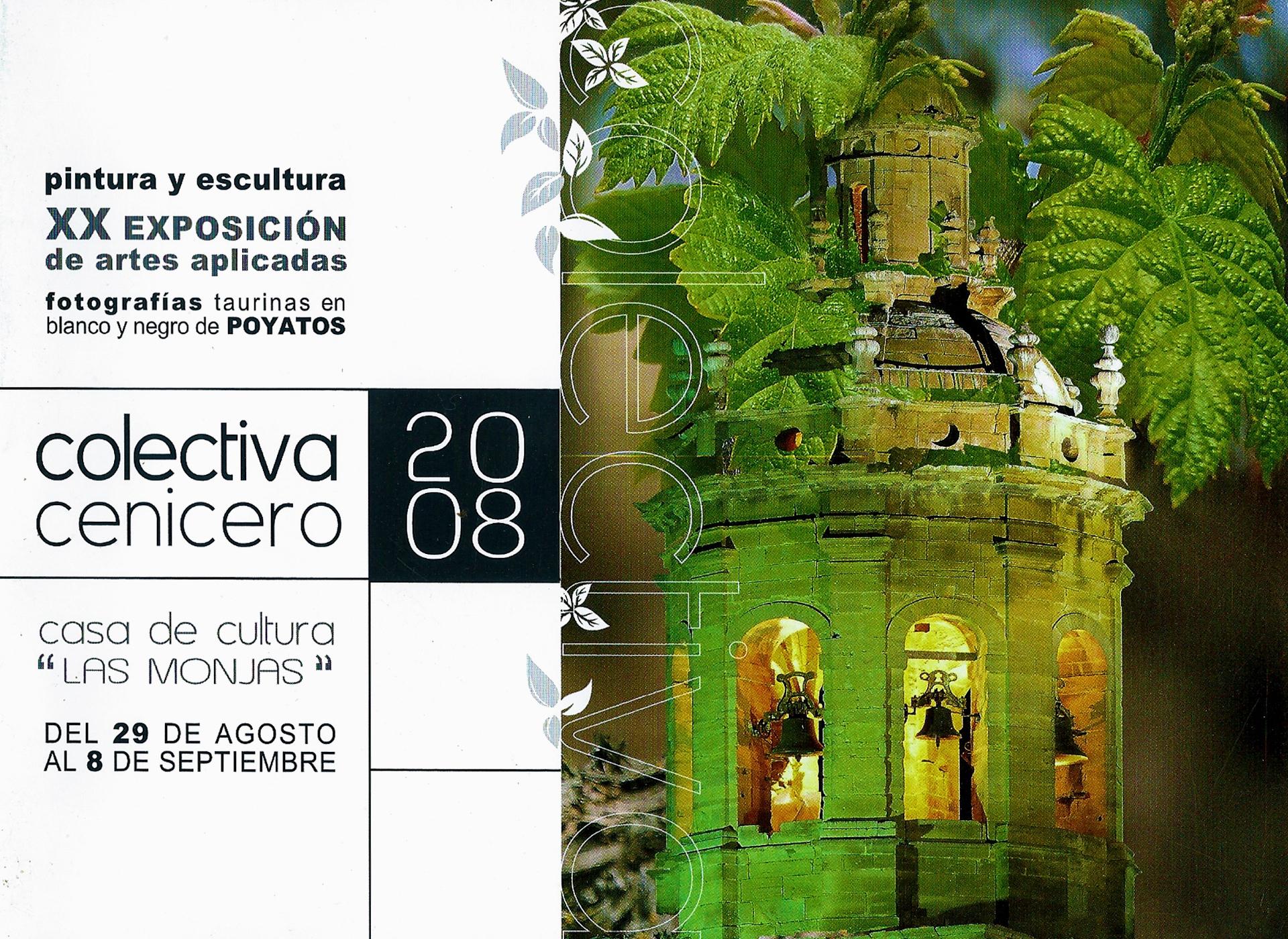 Colectiva 2008 - Pako Campo