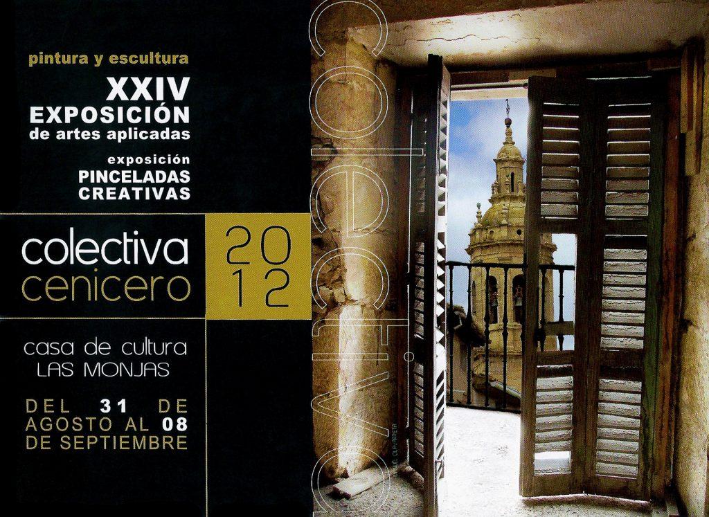 Colectiva 2012 - Pako Campo