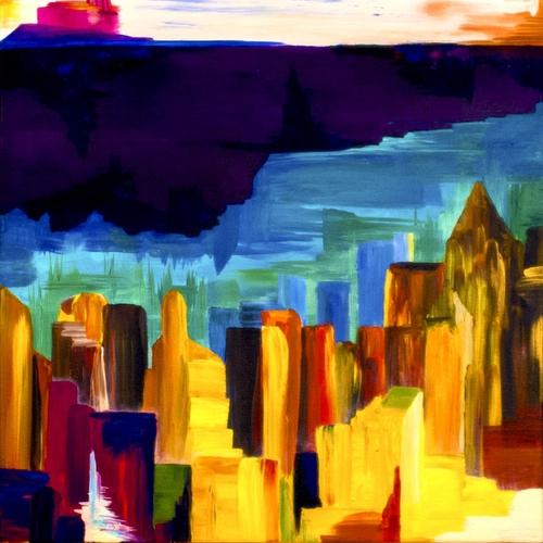 L.A. Heaven (2014) by Pako Campo