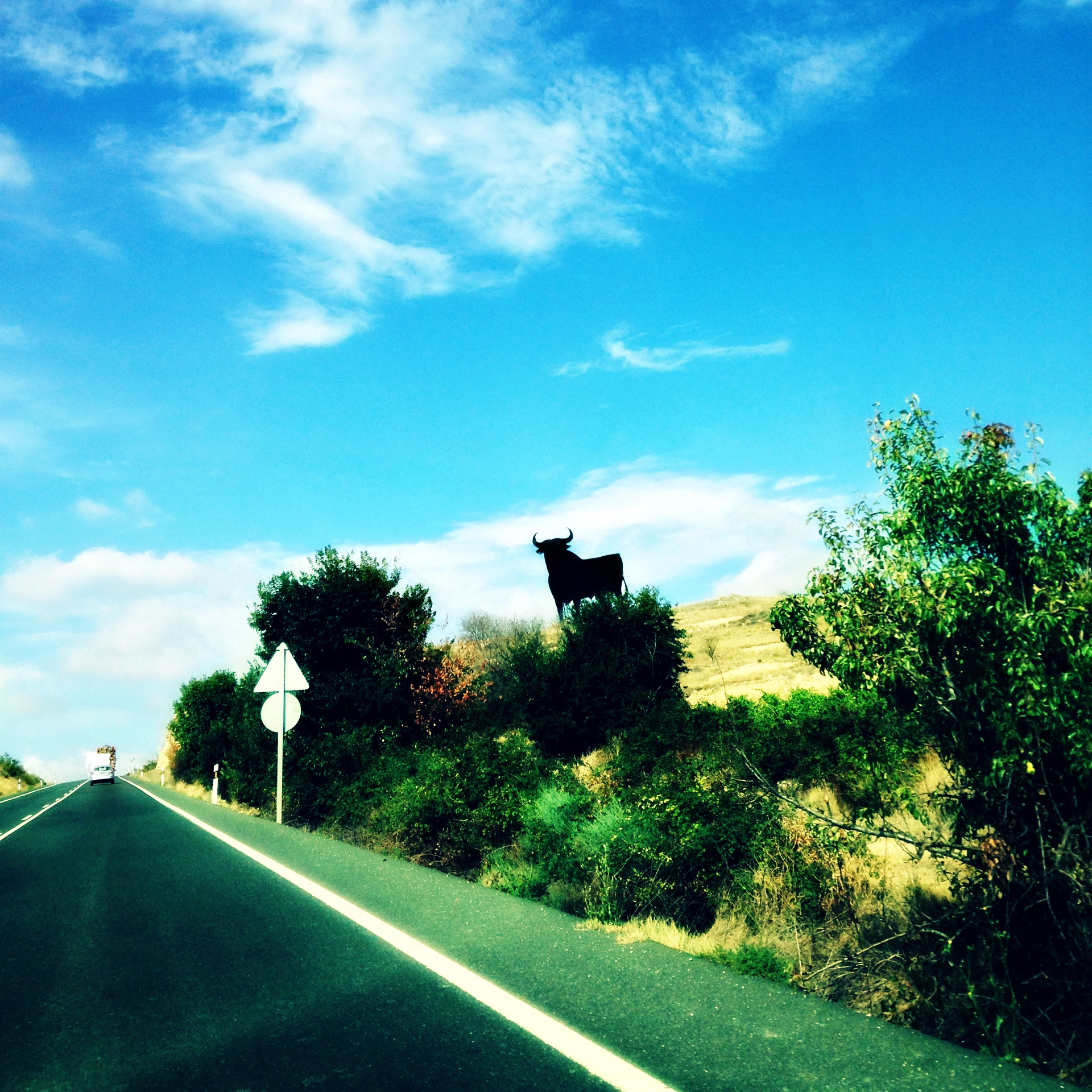 On the road again by Pako Campo