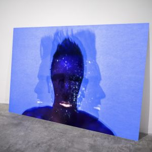 Multiple - Visual art on acrylic glass by Pako Campo