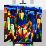 Rainbow Empire - Timelapse by Pako Campo