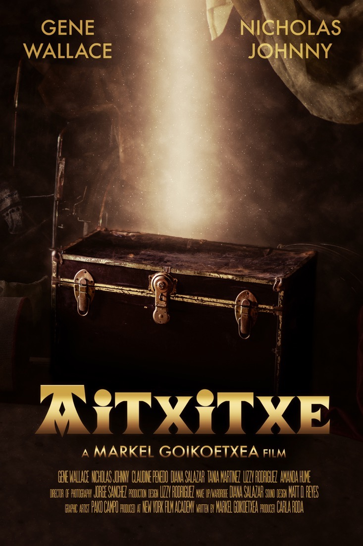 Sharing Aitxitxe poster