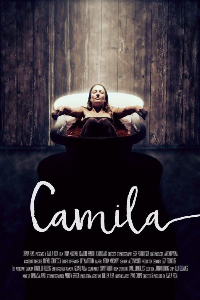 Camila by Pako Campo