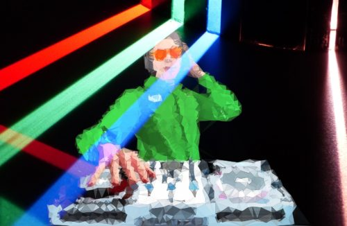 Mister DJ by Pako Campo