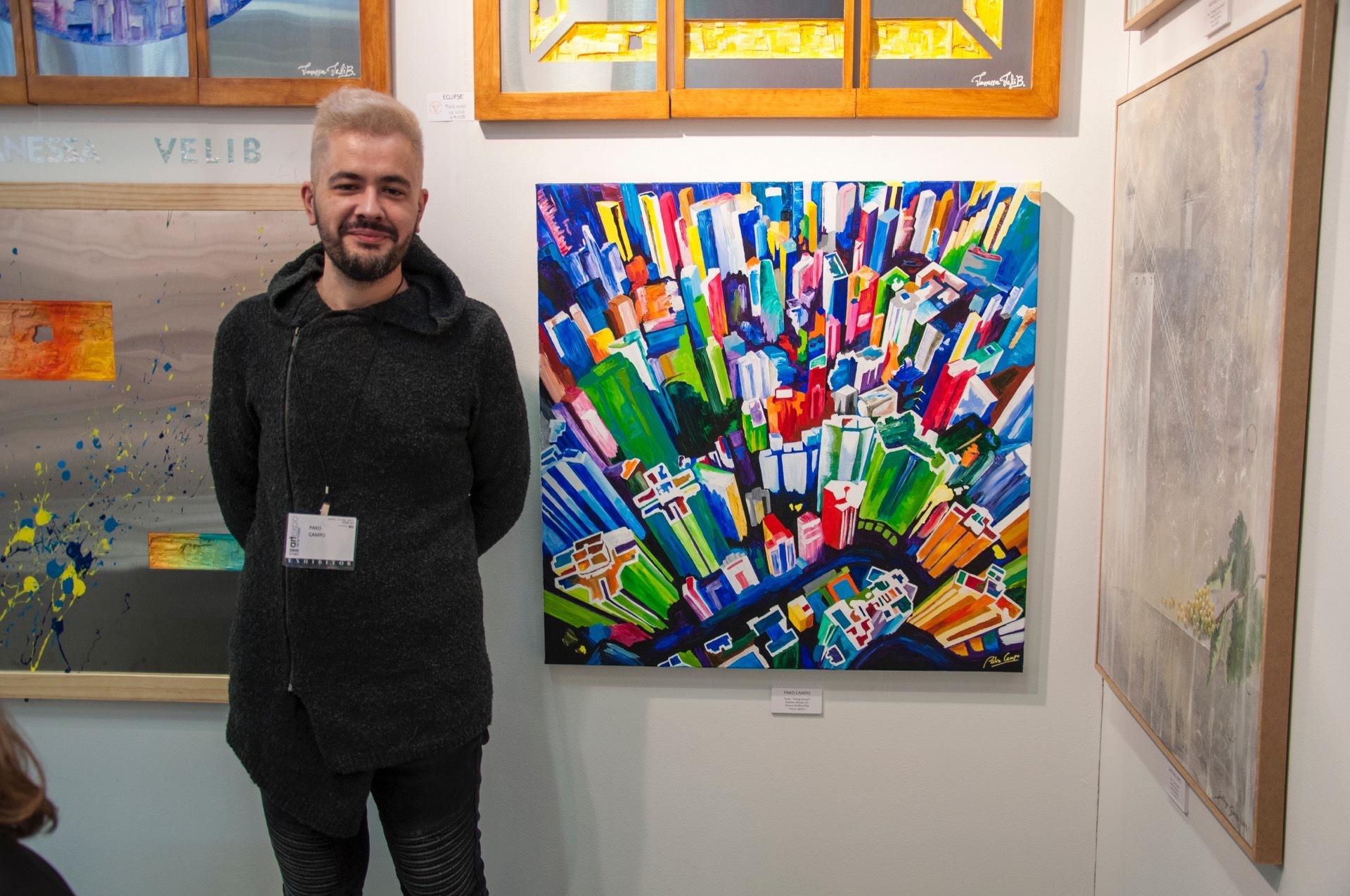Artexpo New York 2017 - Pako Campo