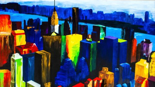 Blasting News. Queensborough Community College adds art of Pako Campo to their art collection