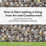 NOENGA Vocation for Art. How to Start making a living from Art and Creative work