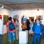 Encuentro Internacional de Arte de América Latina y España - Pako Campo