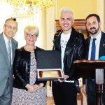 2017 Riojan Center Arts Award - Pako Campo
