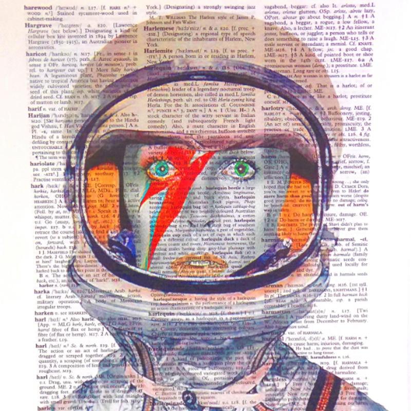 Bowie - Artnwordz