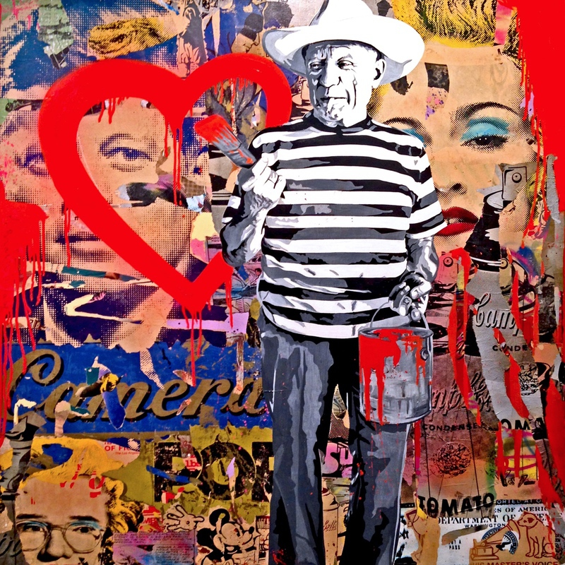 Picasso - Mr. Brainwash