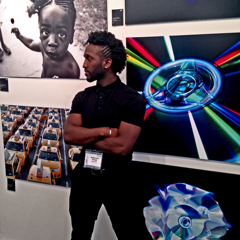 Artexpo New York 2018 - Shrodrick Spikes