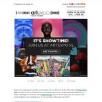 Artexpo New York Newsletter. It all starts tomorrow at Artexpo New York