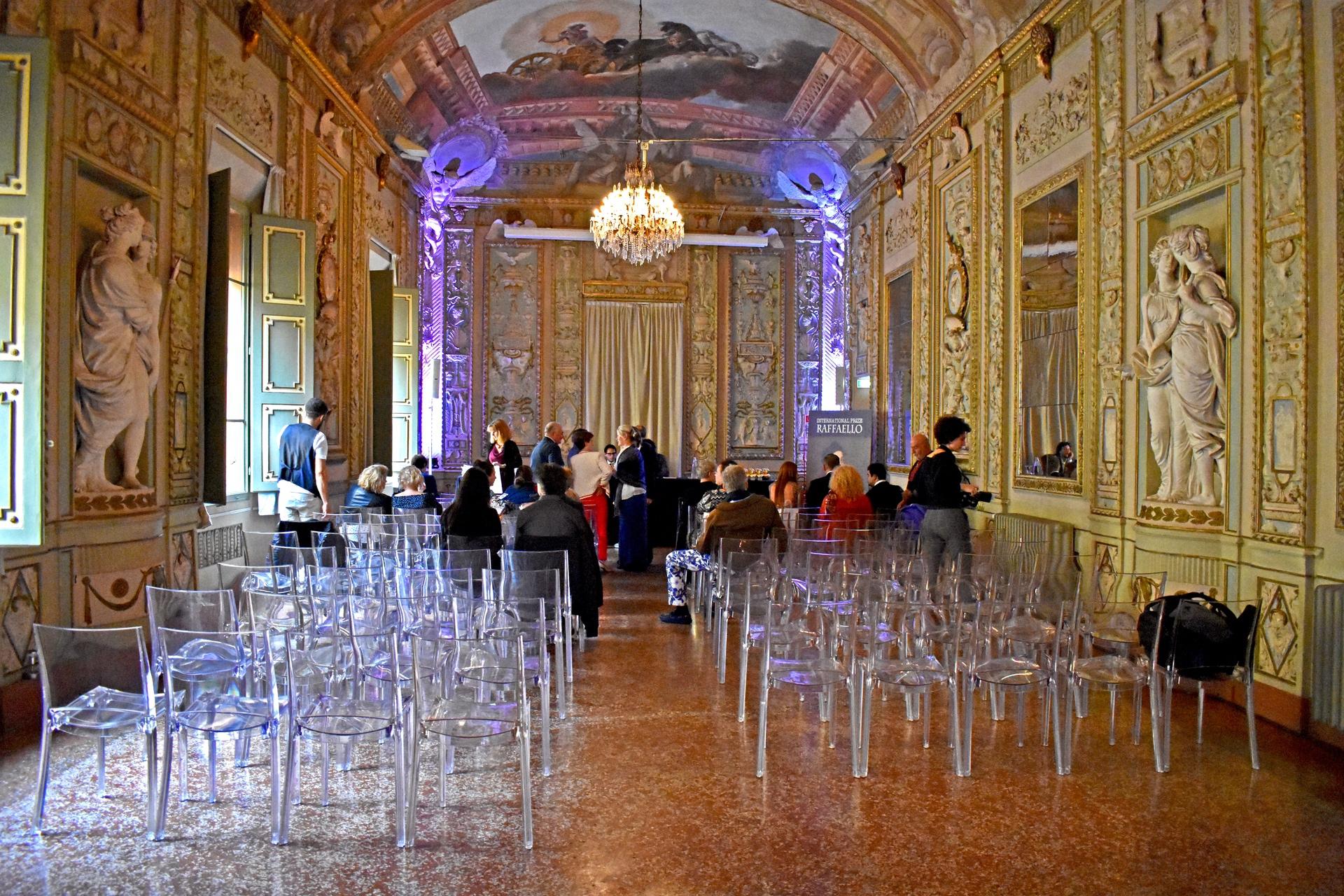 International Art Prize Raffaello 2018 Ceremony - Pako Campo