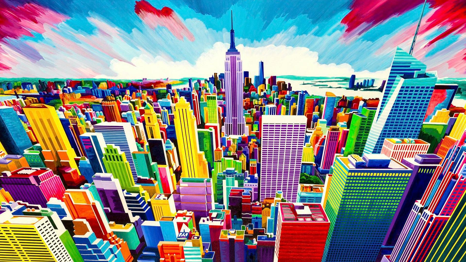 ArteCru. Pako Campo: entre ciudades anodinas y colores vivos