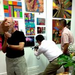 Visions in Saphira&Ventura Gallery NYC - Pako Campo