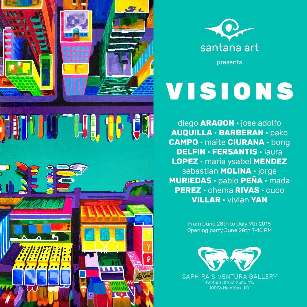 Visions NY by Pako Campo