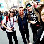 Chillin' at Times Square - Pako Campo