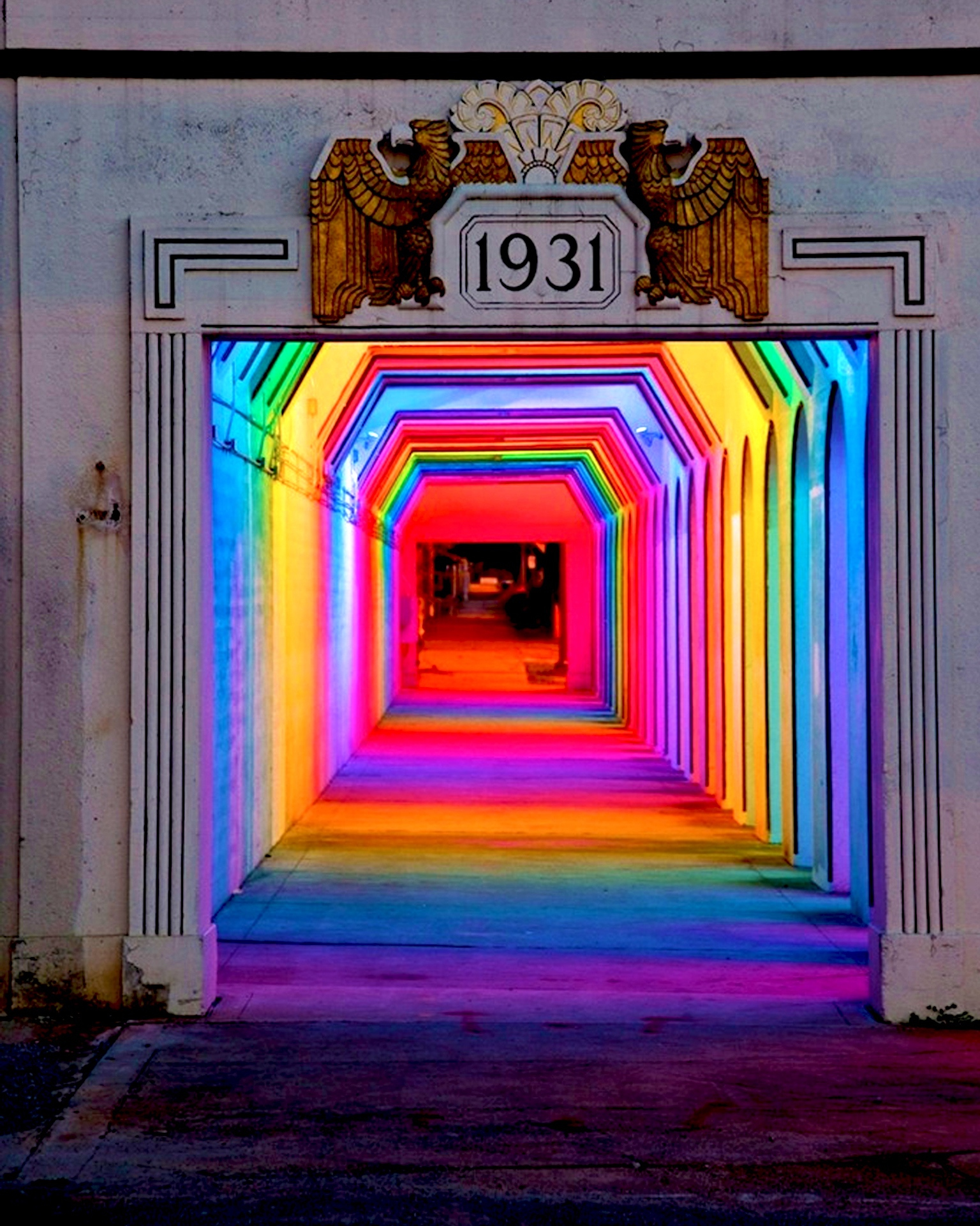 LightRails (2013) by Bill FitzGibbons - Pako Campo