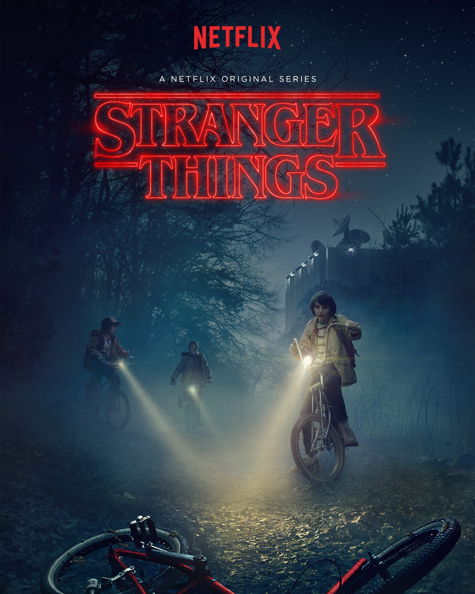 Stranger Things - Pako Campo