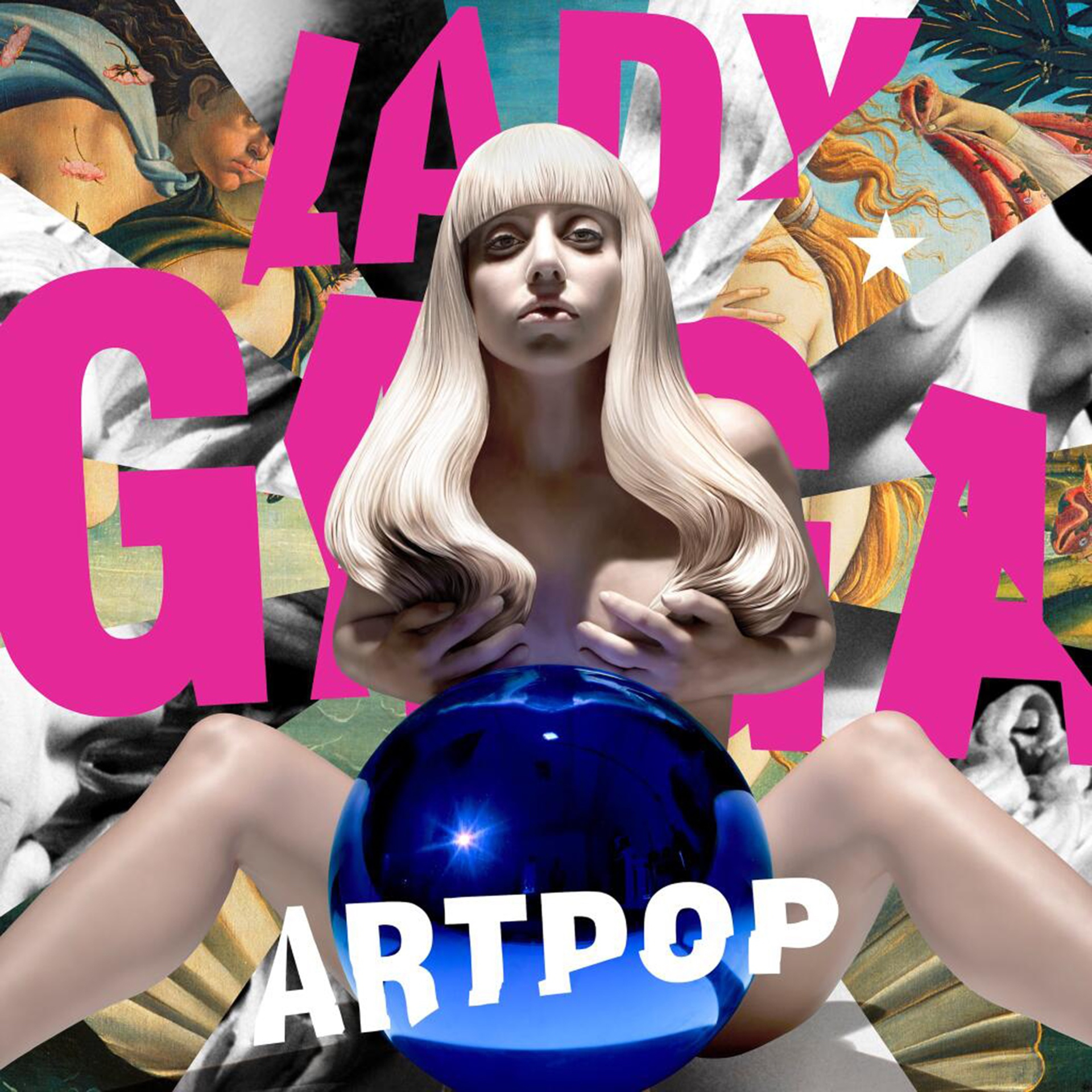 Artpop cover (2013) by Jeff Koons - Pako Campo