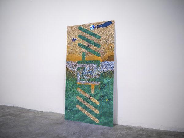 Summer Artbigram - Visual art on acrylic glass by Pako Campo