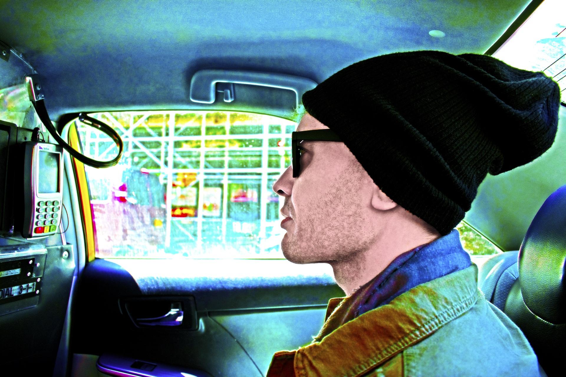 NYC cab by Pako Campo