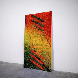 Autumn Artbigram - Visual art on acrylic glass by Pako Campo