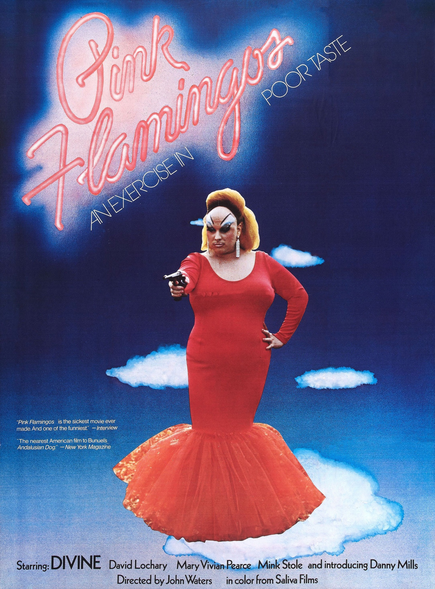 Pink Flamingos (1972) by John Waters - Pako Campo