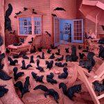 Gathering Paradise (1991) by Sandy Skoglund - Pako Campo