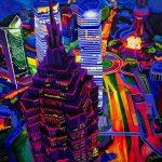 Shanghai Kolor (2019) by Pako Campo