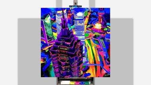 Shanghai Kolor - Timelapse by Pako Campo