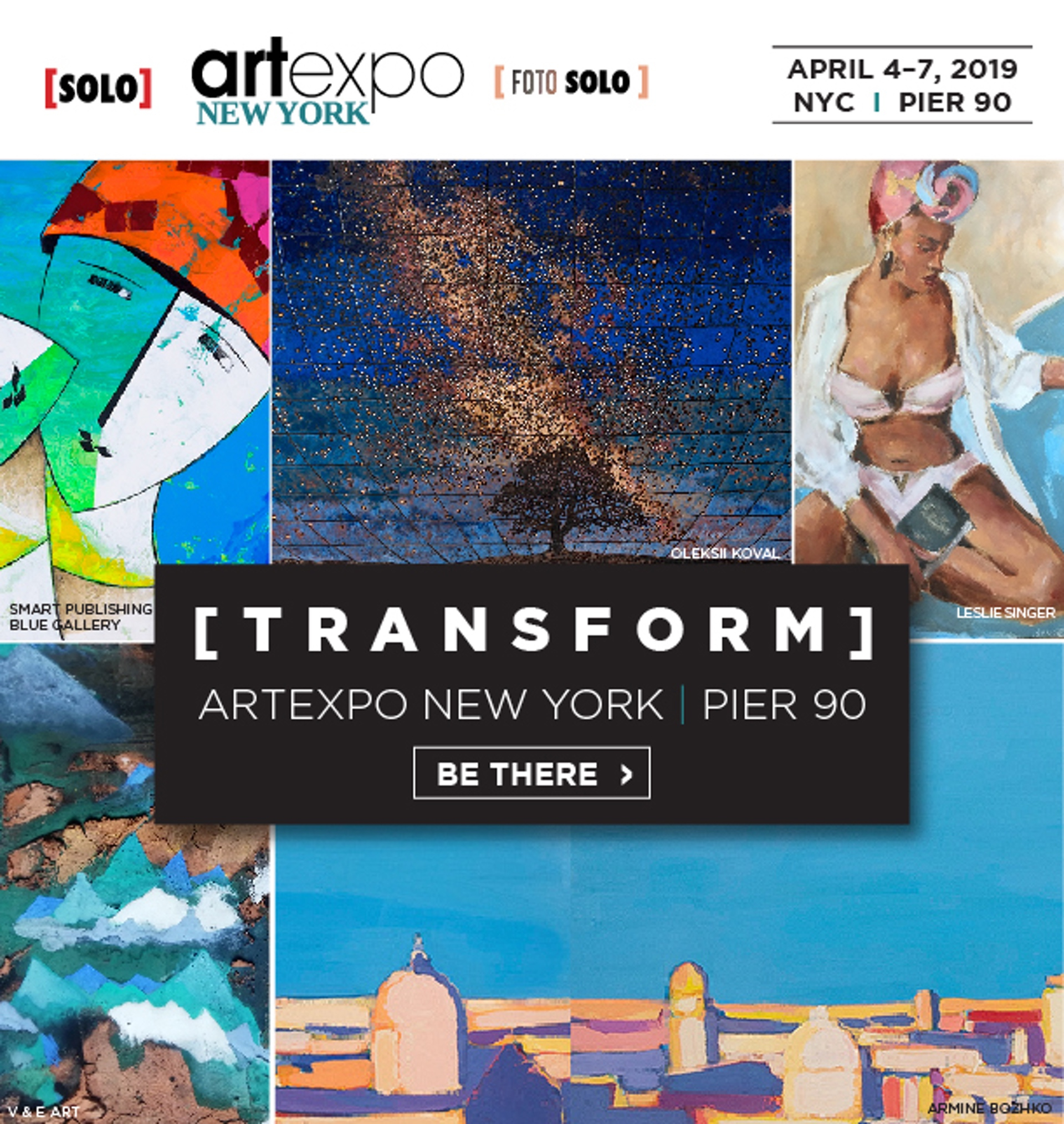 Artexpo New York Newsletter. Artexpo New York opens next week