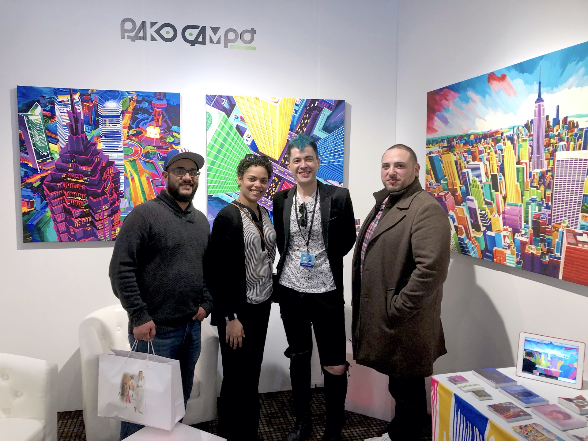 Trade day at Artexpo 2019 2 by Pako Campo