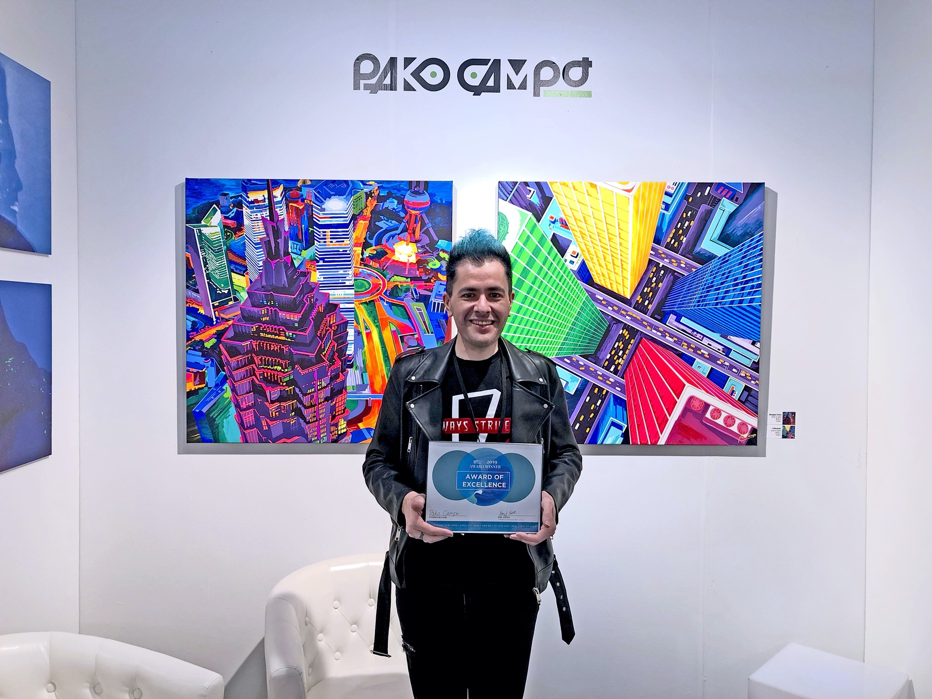 Last day of Artexpo New York 2019 01 by Pako Campo