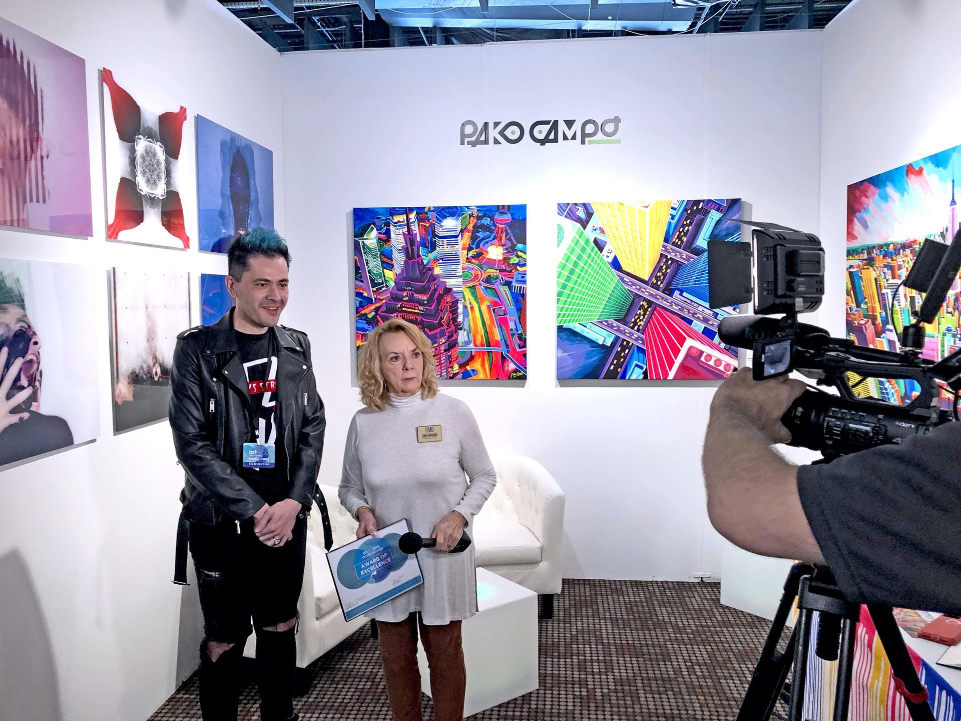 Last day of Artexpo New York 2019 02 by Pako Campo