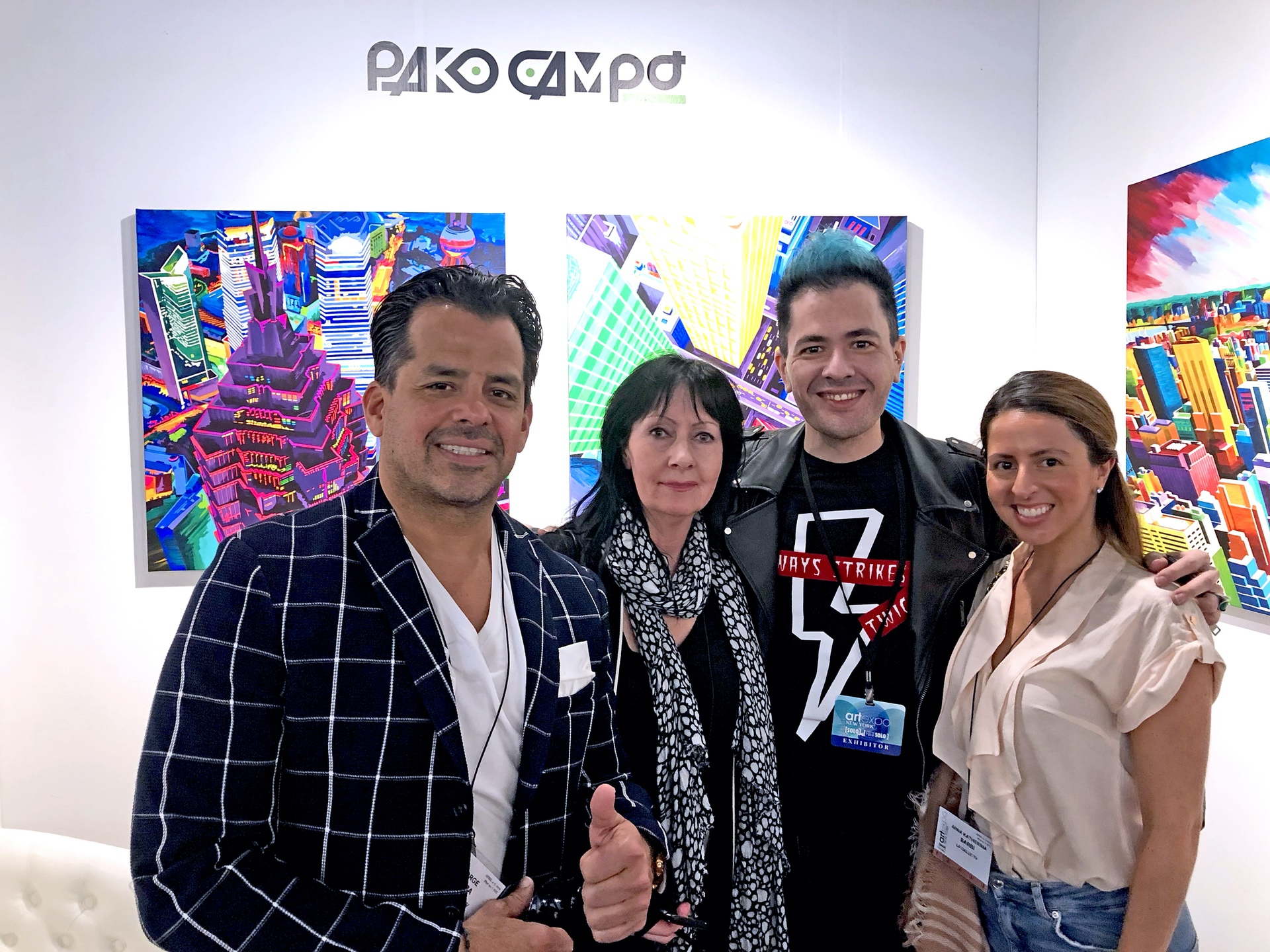 Last day of Artexpo New York 2019 05 by Pako Campo