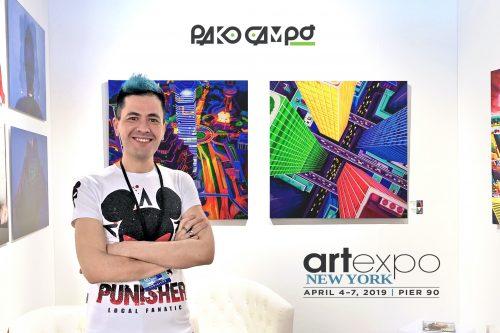 Artexpo New York 2019 Recap by Pako Campo