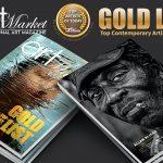 Art Market Magazine. Gold List #4 Chosen Artists