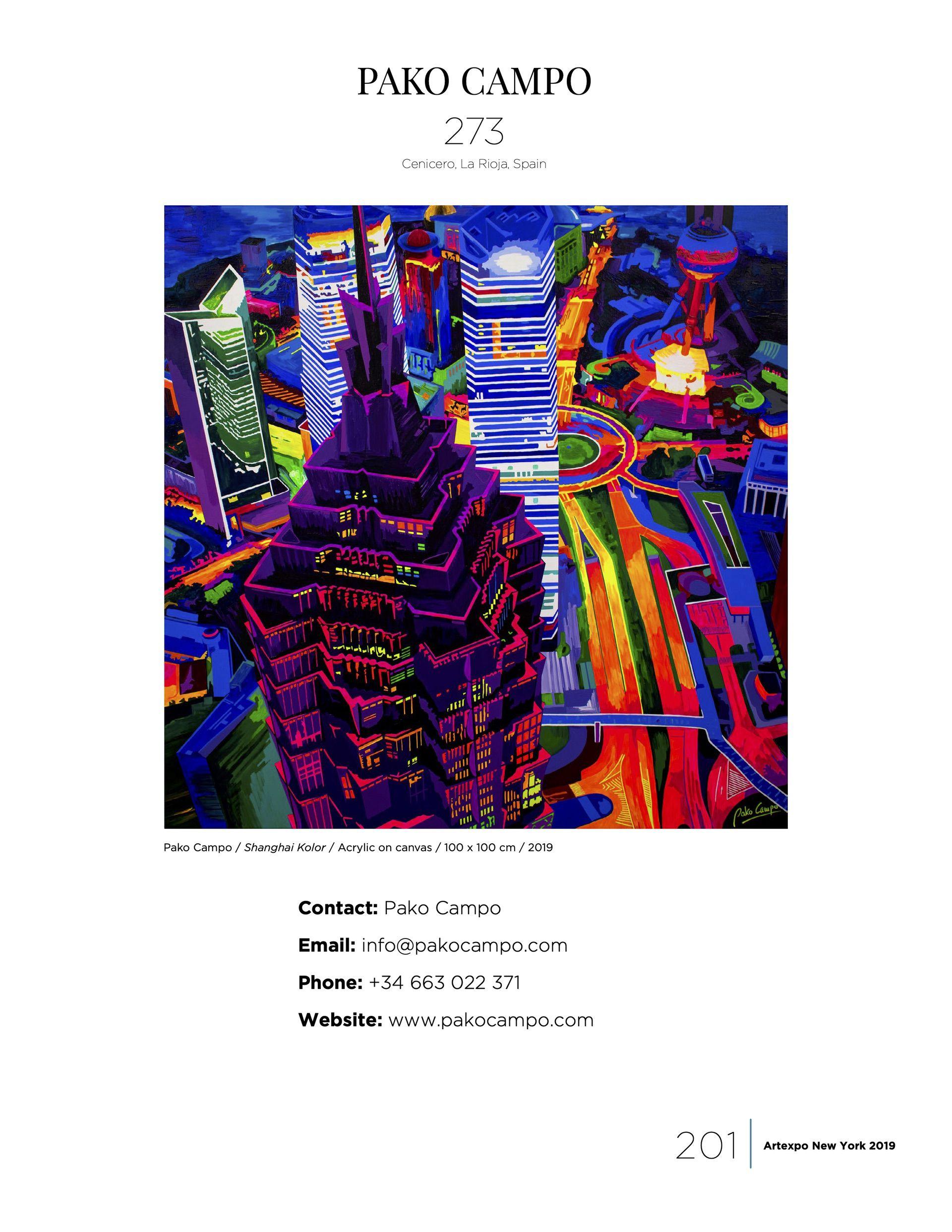 Artexpo New York. 2019 Show Catalog