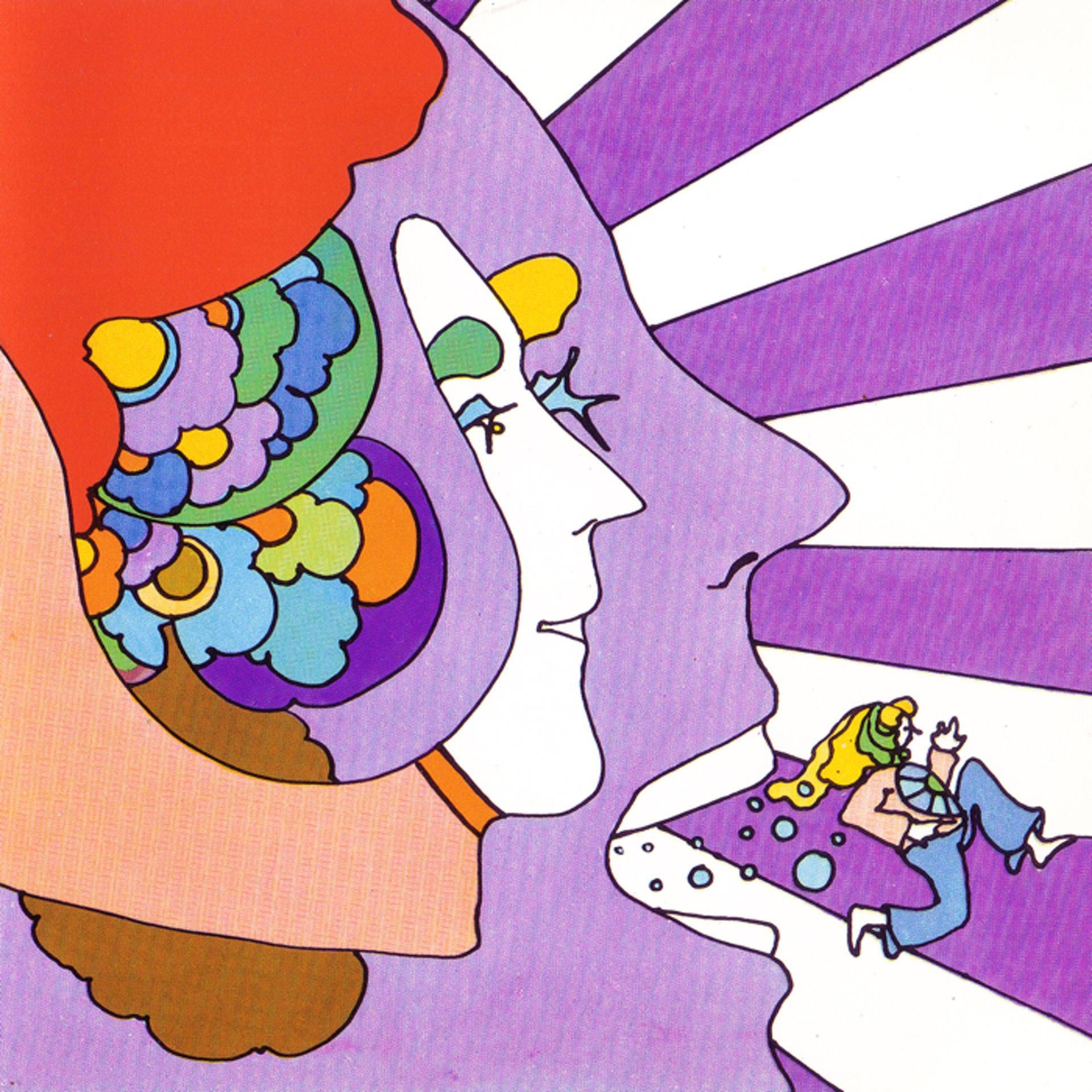 Illustration by Peter Max