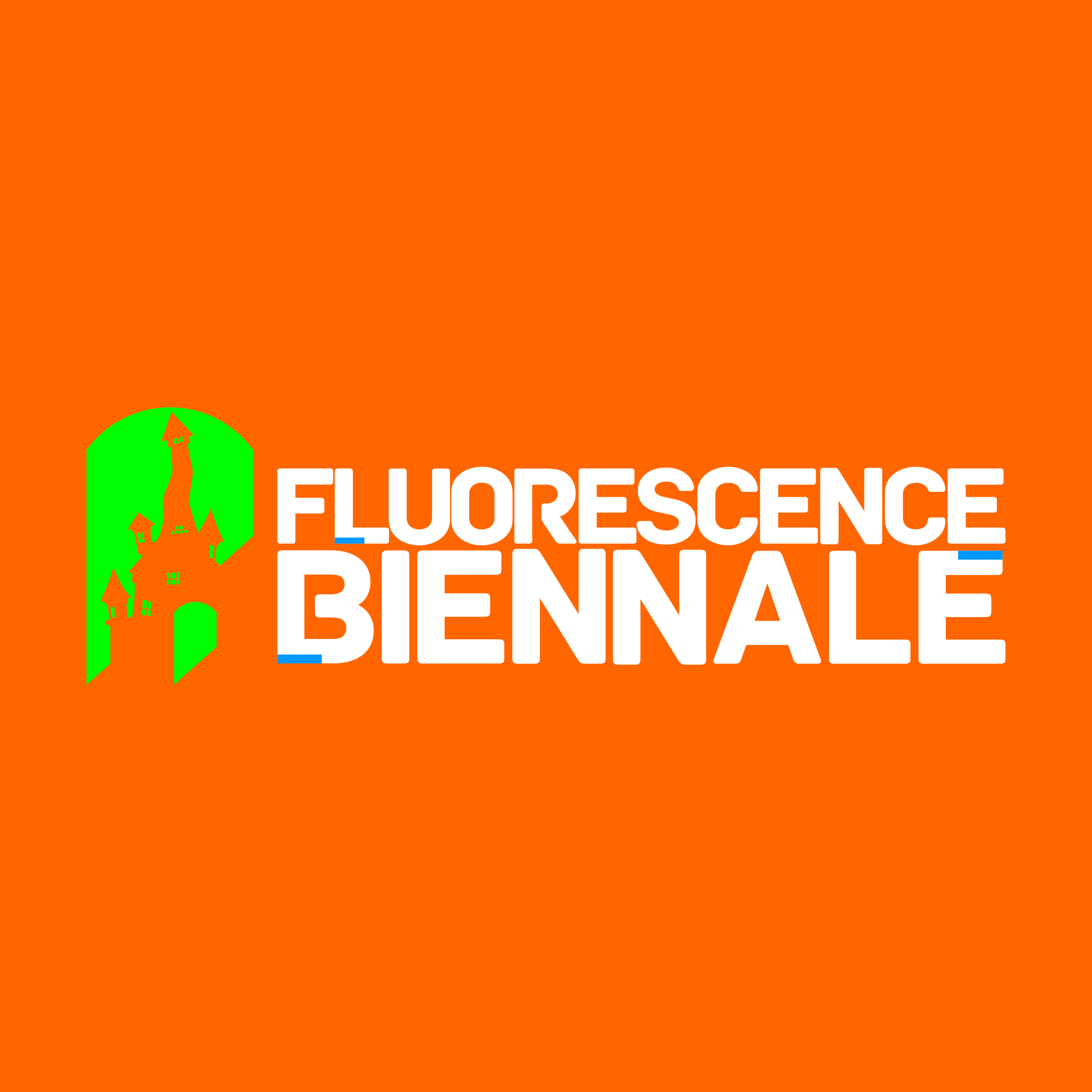 Fluorescence Biennale by Pako Campo